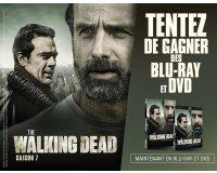"BFMTV: 15 coffrets ""The walking dead - Saison 7"" (5 Blu-ray & 10 DVD) à gagner"