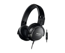 Auchan: Casque audio pliable PHILIPS SHL3265 Noir à 29,95€