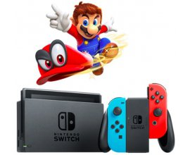 Disney Extras: Une console Nintendo Switch et le jeu Super Mario Odyssey à gagner