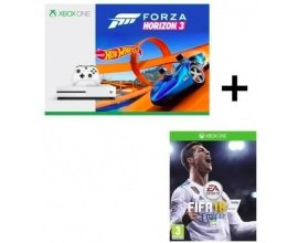 Cdiscount: Pack Xbox One S Forza Horizon 3 Hot Wheels + Fifa 18 à 219,99€