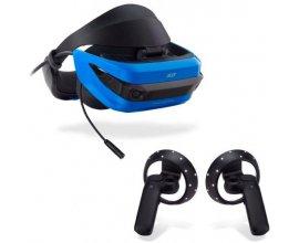 Fnac: 50€ remboursés sur le casque de Réalité Mixte Acer Bleu et noir avec 2 manettes