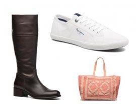 Sarenza: -40% sur une sélection de chaussures et sacs femme, homme et enfant