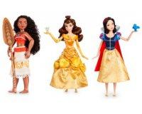 Disney Store: Toutes les poupées Disney Classiques à 12€
