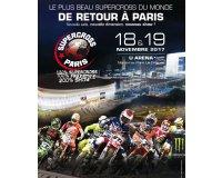 Speedway: 2 places à gagner pour le Supercross de Paris 2017
