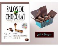 Cuisine Actuelle: 10 lots Salon du Chocolat à gagner
