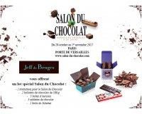 CNEWS Matin: Des packs Salon du Chocolat Jeff de Bruges à gagner