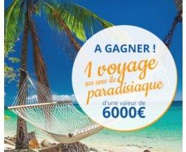 Auchan: 1 bon Auchan Voyages d'une valeur 6000€ à gagner