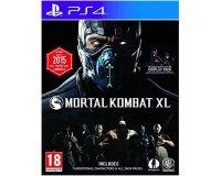 Base.com: Jeu Mortal Kombat XL sur PS4 à 16,66€