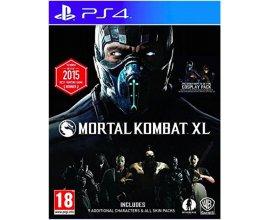 Base.com: Jeu Mortal Kombat XL sur PS4 à 18,50€