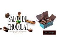 Serengo: 8 lots Salon du Chocolat et Jeff de Bruges à gagner