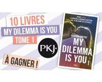 Rose Carpet: Un livre « My Dilemma is you » tome 1 de Cristina Chiperi à gagner