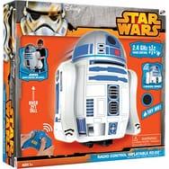 Code promo Auchan : Figurine R2D2 gonflable sonore radiocommandé à 19,99€ au lieu de 44,99€