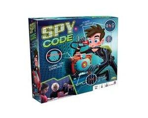 Auchan: Jeu Spy code édité par DUJARDIN à 9,99€ au lieu de 27,90€
