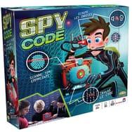 Code promo Auchan : Jeu Spy code édité par DUJARDIN à 9,99€ au lieu de 27,90€