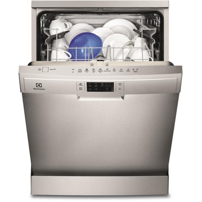 Code promo Cdiscount : Lave-vaisselle posable ELECTROLUX ESF5511LOX à 269,99€ au lieu de 499,99€