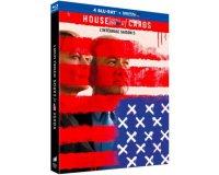 "PureBreak: 5 Blu-ray & 5 DVD de la série ""House of cards - Saison 5"" à gagner"