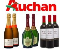 Auchan: Foire aux Vins : - 10% supplémentaires sur une sélection de Vins et Champagnes