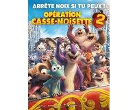 """W9: 10 lots de 2 places de cinéma pour """"Opération casse-noisette 2"""" à gagner"""