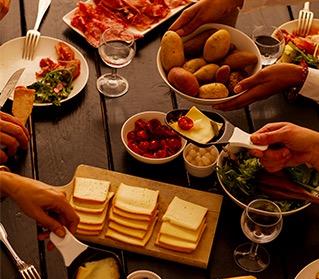 Code promo RichesMonts : Une Raclette Party à gagner