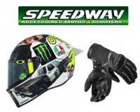 Speedway: Mois Anniversaire : jusqu'à -70% sur de nombreux équipements moto