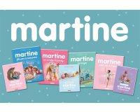 RTL: 10 lots de 2 livres Martine + 1 sweat-shirt taille adulte à gagner