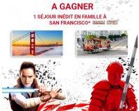 La Grande Récré: 1 séjour en famille à San Francisco pour 4 personnes (valeur de 11 876 €)