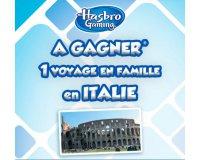 La Grande Récré: 1 voyage en Famille en Italie (Rome, Milan ou Florence) à gagner