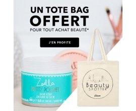Etam: Un tote bag offert pour tout achat dans le rayon Beauté