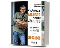"""Femme Actuelle: Livre de Laurent Mariotte """"Mieux manger toute l'année"""" à gagner"""