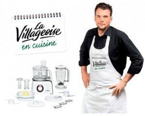 6 cours de cuisine avec le chef norbert et 3 robots de cuisine gagner la villageoise - Cours de cuisine norbert ...
