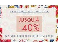 Kiabi: Jusqu'à -40% sur une sélection de chaussures