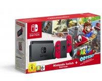Auchan: Console Nintendo Switch + Super Mario Odyssey à 339,99€ au lieu de 389,99€