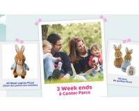 Magicmaman: 3 week-ends à Center Parcs pour 4, 40 maxi lapins & 50 jeux de quilles à gagner
