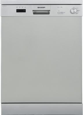 Code promo BUT : Lave-vaisselle SHARP QW-C12F471S silver à 269,99€