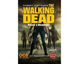 """OCS: 50 romans """"The Walking Dead : Retour à Woodbury"""" à gagner"""