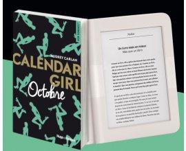 "Voici: 1 liseuse Nolimbook +HD & 15 romans ""Calendar Girl Octobre"" à gagner"