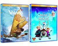 Amazon: 2 DVD Disney pour 20€ ou 10 pour 80€