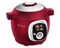 Auchan: Multi-cuiseur Cookeo CE701500 de Moulinex RED EDITION 6L 1200W à 189€
