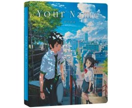 Amazon: Your Name - Édition Steelbook - Combo Bluray / DVD à 29,99€