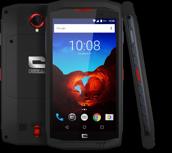 Code promo GQ Magazine : Des smartphones Trekker X3 de Crosscall à gagner