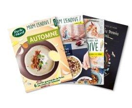 Perle du Nord: Un livret de recettes d'Automne gratuit