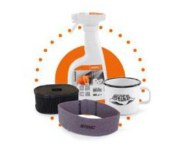 Stihl: Bénéficiez d'un Pack filtration offert pour l'achat d'une tronçonneuse