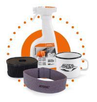 Code promo Stihl : Bénéficiez d'un Pack filtration offert pour l'achat d'une tronçonneuse