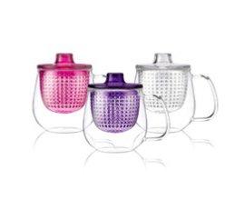 Kusmi Tea: Une tisanière Pop Cup offerte dès 50€ d'achat