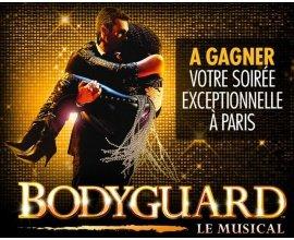 """BFMTV: 5 x 2 places Carré Or pour """"Bodyguard, le musical"""" le 14/02/18 à Paris à gagner"""