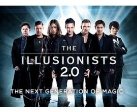 "RTL: 10 lots de 2 places pour le spectacle ""The Illusionists 2.0"" à gagner"