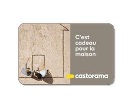 Castorama: 5000€ de cartes cadeaux Castorama à gagner