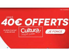 Allopneus: 2 pneus voiture Uniroyal achetés = 15€ offerts chez Cultura & 40€ pour 4 pneus