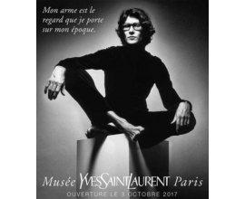 Elle: 20 lots de 2 entrées pour le musée Yves Saint Laurent à Paris à gagner
