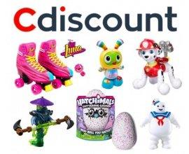 Cdiscount: De -10% à -30% sur une sélection de jouets